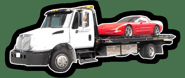 Auto Repairs Brooklyn NY Flatbed Tow Truck.jpg